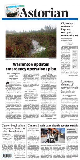 The Astorian Latest e-edition